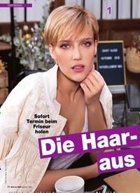 Titelbild der Ausgabe 2/2019 von TOPTRENDS: Die Haal-urends aus Paris. Zeitschriften als Abo oder epaper bei United Kiosk online kaufen.