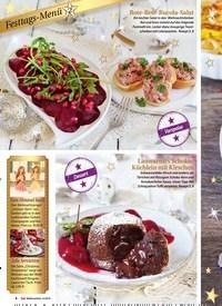 Titelbild der Ausgabe 4/2018 von Festtags-Menü 2. Zeitschriften als Abo oder epaper bei United Kiosk online kaufen.