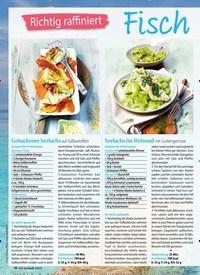 Titelbild der Ausgabe 2/2019 von Richtig raffinier: Fisch mal anders. Zeitschriften als Abo oder epaper bei United Kiosk online kaufen.