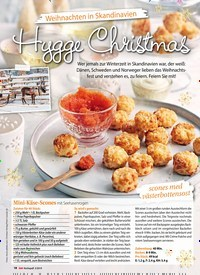 Titelbild der Ausgabe 3/2019 von Weihnachten in Skandinavien: Hygge Christmas. Zeitschriften als Abo oder epaper bei United Kiosk online kaufen.