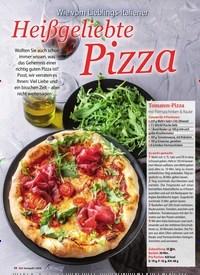 Titelbild der Ausgabe 1/2020 von Wie vom Lieblings-Italiener Heißgeliebte Pizza. Zeitschriften als Abo oder epaper bei United Kiosk online kaufen.