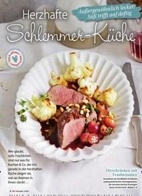 Titelbild der Ausgabe 2/2020 von Herzhafte Schlemmer-Küche. Zeitschriften als Abo oder epaper bei United Kiosk online kaufen.