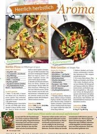 Titelbild der Ausgabe 2/2020 von Herrlich herbstlich Aromatische Pilzküche. Zeitschriften als Abo oder epaper bei United Kiosk online kaufen.