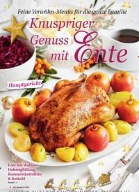 Titelbild der Ausgabe 3/2020 von Menü 1: Knuspriger Genuss mit Ente. Zeitschriften als Abo oder epaper bei United Kiosk online kaufen.