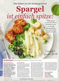 Titelbild der Ausgabe 2/2021 von Spargel ist einfach spitze!. Zeitschriften als Abo oder epaper bei United Kiosk online kaufen.