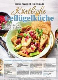Titelbild der Ausgabe 2/2021 von Köstliche Geflügelküche. Zeitschriften als Abo oder epaper bei United Kiosk online kaufen.