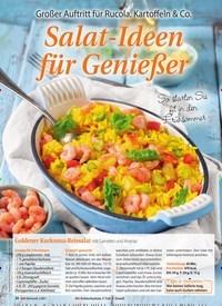 Titelbild der Ausgabe 2/2021 von Salat-Ideen für Genießer. Zeitschriften als Abo oder epaper bei United Kiosk online kaufen.