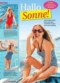 Titelbild der Ausgabe 1/2019 von Hallo Sonne!. Zeitschriften als Abo oder epaper bei United Kiosk online kaufen.