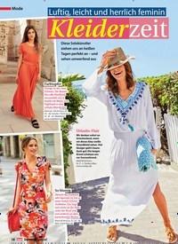 Titelbild der Ausgabe 1/2019 von 1Luftig, leicht und herrlich feminine: Kleiderzeit. Zeitschriften als Abo oder epaper bei United Kiosk online kaufen.