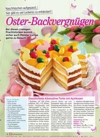 Titelbild der Ausgabe 1/2019 von Naschhäschen aufgepasst, hier gibt es viel Leckeres zu entdecken! Oster-Backvergnügen. Zeitschriften als Abo oder epaper bei United Kiosk online kaufen.