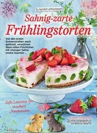 Titelbild der Ausgabe 1/2020 von So herrlich erfrischend! Sahnig-zarte Frühlingstorten. Zeitschriften als Abo oder epaper bei United Kiosk online kaufen.