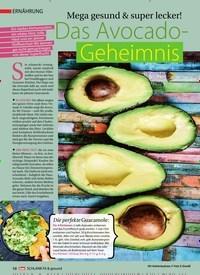 Titelbild der Ausgabe 1/2018 von Mega gesund & super lecker!: Das Avocado-Geheimnis. Zeitschriften als Abo oder epaper bei United Kiosk online kaufen.