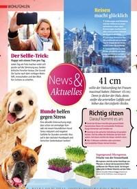 Titelbild der Ausgabe 1/2019 von WOHLFÜHLEN: News & Aktuelles. Zeitschriften als Abo oder epaper bei United Kiosk online kaufen.