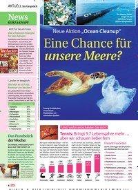 Titelbild der Ausgabe 39/2018 von Im Gespräch: News Kurz & Knapp. Zeitschriften als Abo oder epaper bei United Kiosk online kaufen.
