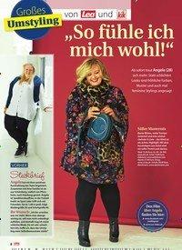 """Titelbild der Ausgabe 44/2018 von Großes Umstyling: von lea und: """"So fühle ich mich wohl!"""". Zeitschriften als Abo oder epaper bei United Kiosk online kaufen."""