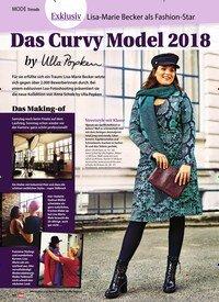 Titelbild der Ausgabe 46/2018 von Trends: Exklusiv Lisa-Marie Becker als Fashion-Star: Das Curvy Model 2018. Zeitschriften als Abo oder epaper bei United Kiosk online kaufen.