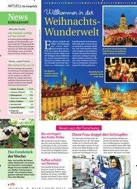 Titelbild der Ausgabe 48/2018 von Neues aus der Forschung. Zeitschriften als Abo oder epaper bei United Kiosk online kaufen.