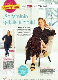 """Titelbild der Ausgabe 33/2019 von Großes Umstyling: """"So feminin gefalle ich mir!"""". Zeitschriften als Abo oder epaper bei United Kiosk online kaufen."""