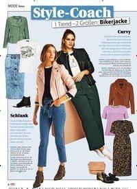 Titelbild der Ausgabe 12/2020 von MODE News: Style-Coach. Zeitschriften als Abo oder epaper bei United Kiosk online kaufen.