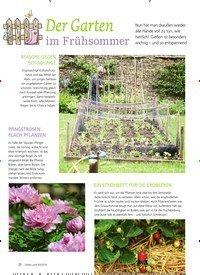 Titelbild der Ausgabe 3/2019 von Der Garten im Frühsommer. Zeitschriften als Abo oder epaper bei United Kiosk online kaufen.