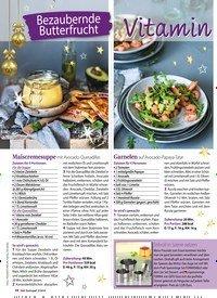 Titelbild der Ausgabe 3/2019 von Bezaubernde Butter frucht: Vitamin reiche Avocado. Zeitschriften als Abo oder epaper bei United Kiosk online kaufen.