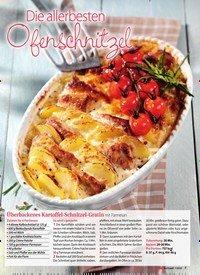 Titelbild der Ausgabe 1/2020 von Die allerbesten Ofenschnitzel. Zeitschriften als Abo oder epaper bei United Kiosk online kaufen.
