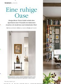 Titelbild der Ausgabe 2/2020 von Eine ruhige Oase. Zeitschriften als Abo oder epaper bei United Kiosk online kaufen.