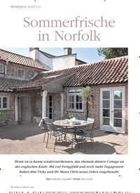 Titelbild der Ausgabe 4/2020 von NORFOLK: Sommerfrische in Norfolk. Zeitschriften als Abo oder epaper bei United Kiosk online kaufen.