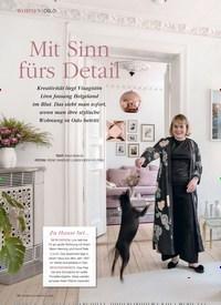 Titelbild der Ausgabe 4/2020 von OSLO: Mit Sinn fürs Detail. Zeitschriften als Abo oder epaper bei United Kiosk online kaufen.