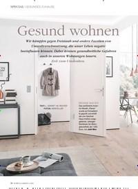Titelbild der Ausgabe 4/2020 von GESUNDES ZUHAUSE: Gesund wohnen. Zeitschriften als Abo oder epaper bei United Kiosk online kaufen.