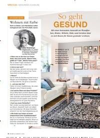 Titelbild der Ausgabe 4/2020 von GESUNDES ZUHAUSE: So geht GESUND. Zeitschriften als Abo oder epaper bei United Kiosk online kaufen.