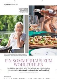 Titelbild der Ausgabe 5/2018 von DÄNEMARK NORDSEELAND: EIN SOMMERHAUS ZUM WOHLFÜHLEN. Zeitschriften als Abo oder epaper bei United Kiosk online kaufen.