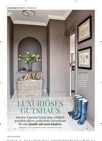 Titelbild der Ausgabe 5/2018 von GROSSBRITANNIEN COTSWOLDS: LUXURIÖSES GUTSHAUS. Zeitschriften als Abo oder epaper bei United Kiosk online kaufen.
