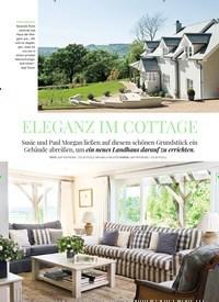 Titelbild der Ausgabe 5/2018 von GROSSBRITANNIEN DEVON: ELEGANZ IM COTTAGE. Zeitschriften als Abo oder epaper bei United Kiosk online kaufen.