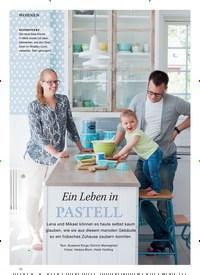 Titelbild der Ausgabe 3/2021 von Ein Leben in PASTELL. Zeitschriften als Abo oder epaper bei United Kiosk online kaufen.