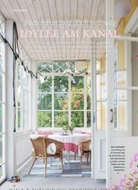 Titelbild der Ausgabe 3/2021 von Mittendrin und doch weit weg IDYLLE AM KANAL. Zeitschriften als Abo oder epaper bei United Kiosk online kaufen.