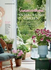 Titelbild der Ausgabe 3/2021 von Sommerwohnen IN HAUS UND GARTEN. Zeitschriften als Abo oder epaper bei United Kiosk online kaufen.