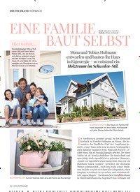 Titelbild der Ausgabe 5/2018 von DEUTSCHLAND KORBACH: EINE FAMILIE BAUT SELBST. Zeitschriften als Abo oder epaper bei United Kiosk online kaufen.