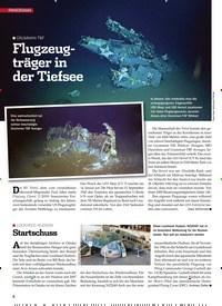 Titelbild der Ausgabe 9/2019 von PANORAMA: GRUMMAN TBF Flugzeugträger in der Tiefsee. Zeitschriften als Abo oder epaper bei United Kiosk online kaufen.