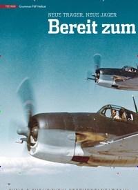 Titelbild der Ausgabe 12/2019 von Grumman F6F Hellcat: Bereit zum Gegenschlag. Zeitschriften als Abo oder epaper bei United Kiosk online kaufen.