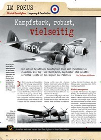 Titelbild der Ausgabe 12/2019 von Bristol Beaufighter Ursprung & Geschichte: Kampfstark, robust, vielseitig. Zeitschriften als Abo oder epaper bei United Kiosk online kaufen.