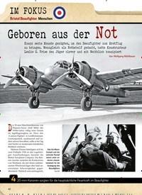 Titelbild der Ausgabe 12/2019 von Bristol Beaufighter Menschen: Geboren aus der Not. Zeitschriften als Abo oder epaper bei United Kiosk online kaufen.
