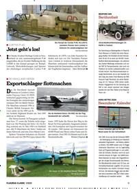 Titelbild der Ausgabe 1/2020 von DE HAVILLAND HERON: Exportschlager flottmachen. Zeitschriften als Abo oder epaper bei United Kiosk online kaufen.