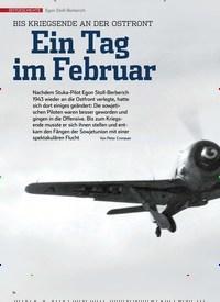 Titelbild der Ausgabe 1/2020 von Egon Stoll-Berberich: BIS KRIEGSENDE AN DER OSTFRONT: Ein Tag im Februar. Zeitschriften als Abo oder epaper bei United Kiosk online kaufen.