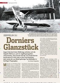 Titelbild der Ausgabe 1/2020 von Typengeschichte: ZEPPELIN D.I: Dorniers Glanzstück. Zeitschriften als Abo oder epaper bei United Kiosk online kaufen.