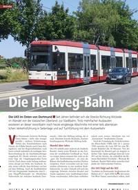 Titelbild der Ausgabe 9/2019 von Die Hellweg-Bahn. Zeitschriften als Abo oder epaper bei United Kiosk online kaufen.
