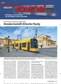 Titelbild der Ausgabe 10/2019 von Aktuell: Meldungen aus Deutschland, aus der Industrie und aus aller Welt. Zeitschriften als Abo oder epaper bei United Kiosk online kaufen.