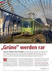"""Titelbild der Ausgabe 12/2019 von """"Grüne"""" werden rar. Zeitschriften als Abo oder epaper bei United Kiosk online kaufen."""