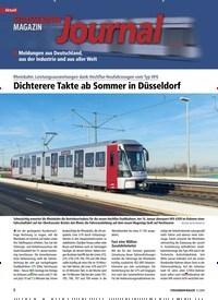 Titelbild der Ausgabe 3/2020 von Aktuell: Deutschland: Dichterere Takte ab Sommer in Düsseldorf. Zeitschriften als Abo oder epaper bei United Kiosk online kaufen.