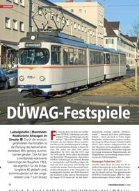 Titelbild der Ausgabe 3/2020 von Ludwigshafen: DÜWAG-Festspiele. Zeitschriften als Abo oder epaper bei United Kiosk online kaufen.